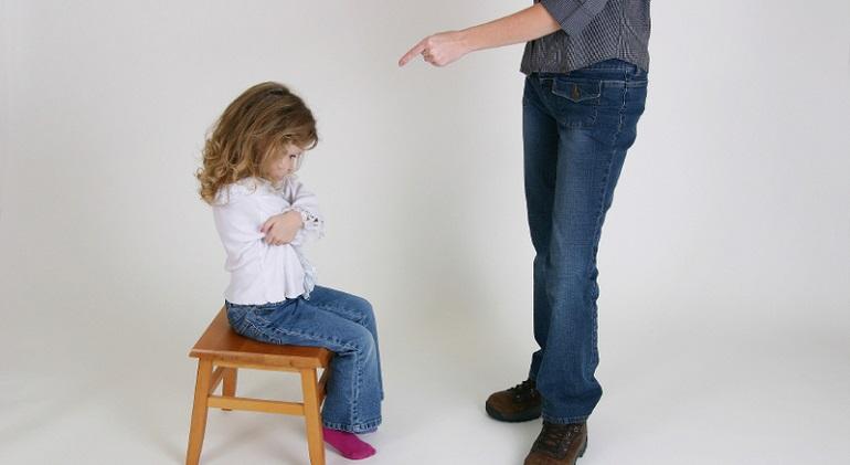 Как правильно критиковать ребенка? Несколько советов.