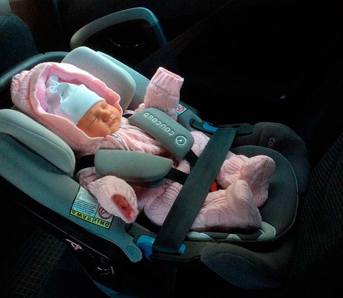 """Результат пошуку зображень за запитом """"новорожденный в автокресле"""""""